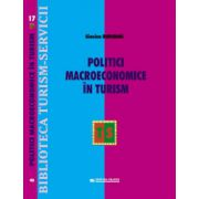 Politici macroeconomice in turism - Gianina Buruiana
