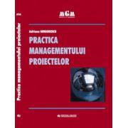 Practica Managementului Proiector - Adriana Grigorescu