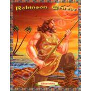 Robinson Crusoe - Poveste ilustrata - Daniel Defoe