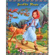 Scufita Rosie - Poveste ilustrata