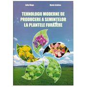 Tehnologii moderne de producere a semintelor la plantele furajere - Iulian Moga