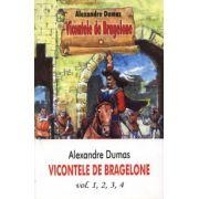 Vicontele de Bragelonne. 4 volume - Alexandre Dumas fiul