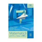 Clubul Matematicienilor, Culegere clasa VII, Sem. II (D. Savulescu 2016)