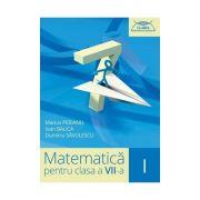 Clubul Matematicienilor, Clugere Clasa 7 Semestrul I (D. Savulescu)