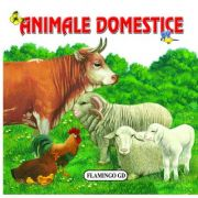 Animale domestice - pliant cartonat