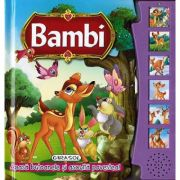 Citeste si asculta. Bambi