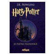 Harry Potter si piatra filosofala - Volumul I (J. K. Rowling )