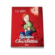 Panza Charlottei - O paienjenita si o copila isi unesc fortele (E. B. White)