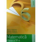 Matematica, Esential pentru clasa a VI-a. Partea II (Marius Perianu)