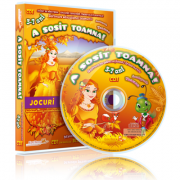 CD1- A sosit toamna -Colectia EduTeca Jocuri Educationale 3-7 ani