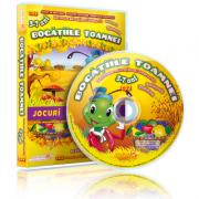 CD 2 Bogatiile Toamnei Colectia EduTeca Jocuri Educationale 3-7 ani