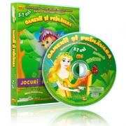 CD 6 Oamenii si Primavara Colectia EduTeca Jocuri Educationale 3-7 ani