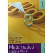 Matematica, Esential pentru clasa a VIII-a. Partea II (Marius Perianu)