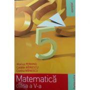 Matematica, Esential pentru clasa a V-a. Partea II (Marius Perianu)