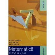 Matematica, Esential pentru clasa a VII-a. Partea II (Marius Perianu)