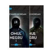 Omul negru 2 volume (Richard Morgan)
