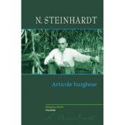 Articole burgheze - Nicolae Steindhardt