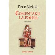 Comentarii la Porfir - Pierre Abelard