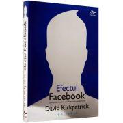 Efectul Facebook (Din culisele retelei de socializare care uneste lumea) - de David Kirkpatrick