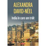 India in care am trait - Alexandra David-Neel