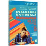 Matematica. Evaluarea nationala. 66 de teste rezolvate dupa modelul MEN 2015/2016 Stefan Rozica,