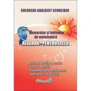 Memorator si indrumar de matematica (Algebra pentru liceu) - Ed. Hyperion