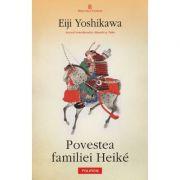 Povestea familiei Heiké - Eiji Yoshikawa