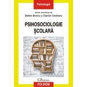 Psihosociologie scolara - Stefan Boncu, Ciprian Ceobanu