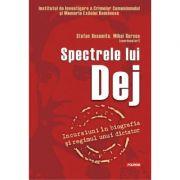 Spectrele lui Dej. Incursiuni in biografia si regimul unui dictator - Stefan Bosomitu, Mihai Burcea
