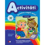 Activitati pentru copii mici 2-3 ani - L. Danilova