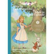 Alice în Tara Minunilor & Alice in Tara din Oglinda - Eva Mason