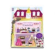 Castelul. Cartea cu autocolante