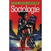 Cite ceva despre sociologie - Borin Van Loon