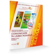Comunicare in Limba Romana Clasa a II-a. Caietul elevului pentru Semestrul I ( Contine rezolvarea exercitilor din manual )