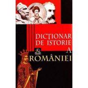 Dicţionar de istorie a României