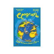 Geografie caiet de lucru pentru clasa a IV-a