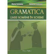 Gramatica limbii romane in scheme - Maria Ticleanu