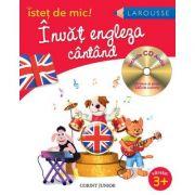 Istet de mic - Invat engleza cantand