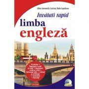 Invatati rapid limba engleza (+CD) - Radu Lupuleasa, Alina-Antonela Craciun