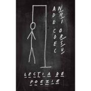 Lectia de poezie - Andrei Codrescu