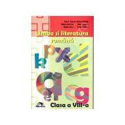 Limba si literatura romana pentru clasa a VIII-a. (Culegere)
