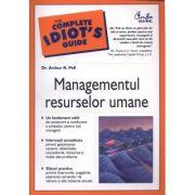 Managementul resurselor umane - Editia a II-a - Arthur R. Pell