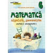 Matematica 2000 Consolidare 2015-2016 algebra, geometrie clasa a VI-a partea I, semestrul 1(Dan Zaharia)