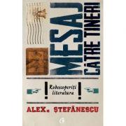 Mesaj catre tineri - Alex Stefanescu