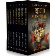 Pachet promotional Regii Blestemati (Vol. 1-7)