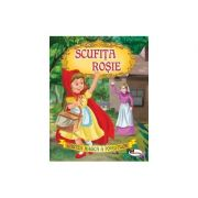Scufita Rosie. Cartea magica a povestilor - Fratii Grimm