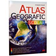 Atlas geografic scolar - Constantin Furtuna