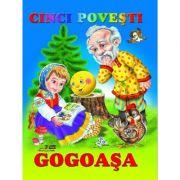 Gogoasa - Cinci povesti (Vsevolov Cernei)