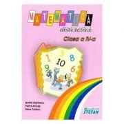 Matematica distractiva. Clasa a IV-a (Aurelia Arghirescu)