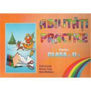 Abilitati practice pantru clasa a II-a - Florica Ancuta